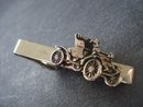 Antique Figural Tie Clip Pin