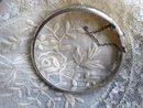 Elegant Vintage Sterling Silver Bracelet