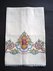 Hand Made Towel