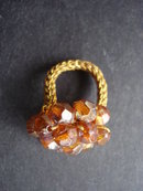 Lucite ladies Ring