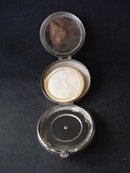 Antique Powder Compact Deauville by Richard Hudnut