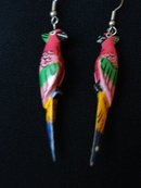 Pretty Vintage Earrings Figural