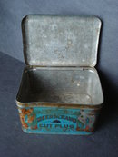 Meerschaum Tobacco Tin Box