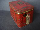 T and B  Tobacco Tin Box