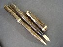 Parker Fountain Pen Pencil Antique Set RCAF