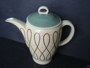 Antique Coffee Pot  Susie  Cooper Deco