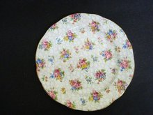Hammersley Chintz Plate