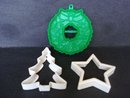 Cookie Cutters set of 3