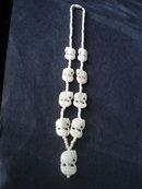 Amasing Ivory Necklace with Pendant