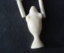 ESkimo Inuit Necklace Whale Bone