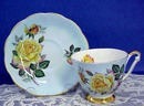 Beautiful English Queen Anne  Cup & Saucer