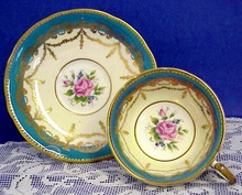 English China  Aynsley Cup & Saucer