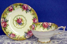 Superb Quality English Paragon Cup & Saucer