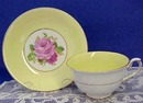 English China Taylor Kent Cup & Saucer