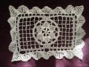 Antique Lace Doily Hand Made
