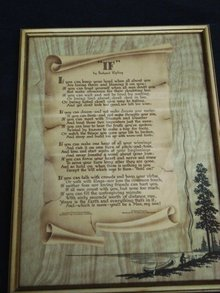 Buzza Picture Poem by Rudyard Kipling