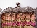 Deco Whiting&Davis Metallic Mesh Purse - Bag