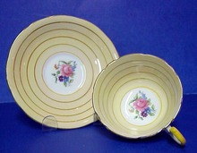 Lovely Aynsley China Cup & Saucer