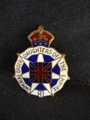 Pin Imperial Order Daughters of the Empire