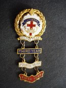 Pin Lutheran Fifth Year