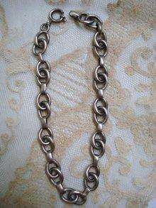 Classic Vintage Sterling Silver Bracelet Unique