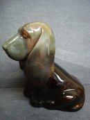 Avon Perfume Bottle Baby Basset Hound Dog