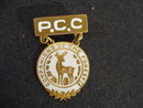 10k Gold Pin P.C.C. Companions of the Forest