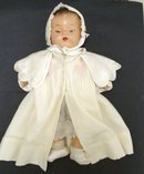 Beautiful Childs Coat and Bonnet