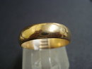 Wedding Band Wide Antique 14k