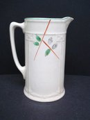 JUG Deco Tall by Gibsons England