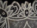 Tambour Battenburg Lace Centrepiece