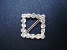 Precious Vintage Belt Buckle Miniature Perfect for Dolls Clothing