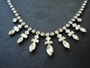 Antique Diamante Necklace