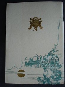 Hudson's Bay Company Book Circa 1926