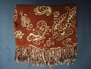 Antique Kashmere Men's Scarf by Brill