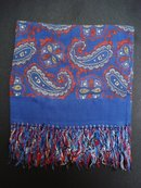 Antique Men's Scarf Paisley