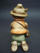 Hummel Figurine Little Tooter Full Bee