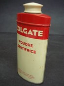 Colgate Tooth Powder