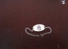 RCNVR ID Bracelet