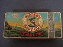 Players Cigarette Tin Box