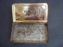 Antique Player's Cigarettes Navy Cut Tin Box