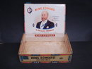 King Edward Cigar Tobacco Box