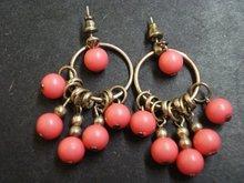 Lovely Chandellier Style Vintage Earrings