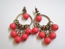 Lovely Chandellier Style Vintage Earrings