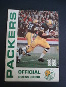 1969 Packers Footbal Official Press Book