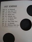1957 Oklahoma Football Guide