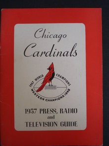 1957 Press Radio TV Guide