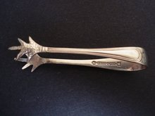Antique Sugar Tongs by Mappins and Webb