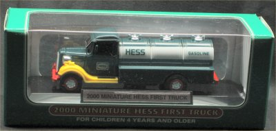Hess Miniature