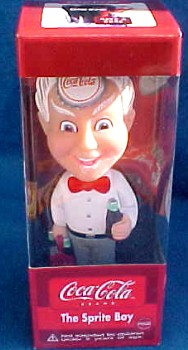Coca Cola Sprite Boy Wacky Wobbler by Funko
